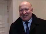 Валерий Шанцев: «Играю в футбол, но смотреть люблю хоккей»