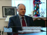 Генеральный директор Росгосцирка Александр Калмыков